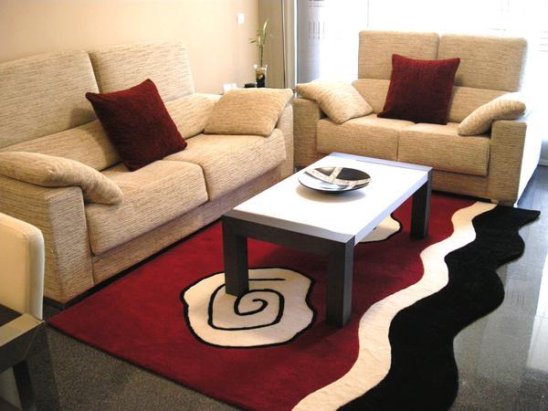 Trabajo hogaralfombra - Decoraciones realizadas con modelos de Joao rollo